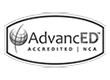 AdvancedED Accredited Seal by AdvancEd