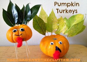 Bridgeway-homeschool-pumpkin-turkeys