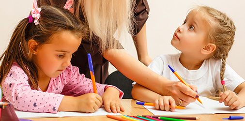 Kindergarten Homeschool Programs